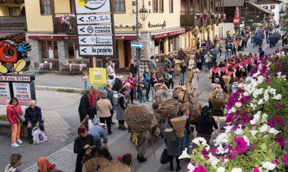 Livigno, a settembre la festa della transumanza