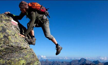 Appuntamento alpino a Lanzada