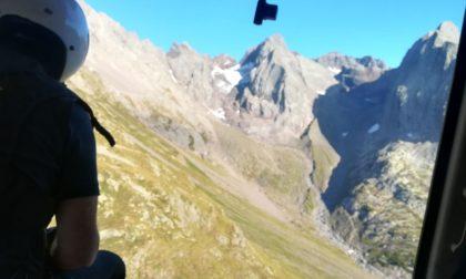 Il Soccorso Alpino interviene tre volte in Valchiavenna