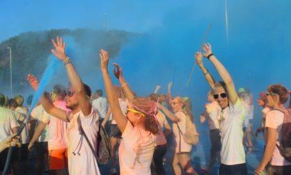 Aprica Color Run in memoria di Riccardo Galbiati