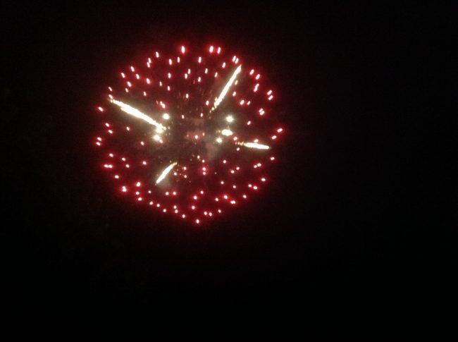 Bormio vieta i fuochi d&#8217&#x3B;artificio
