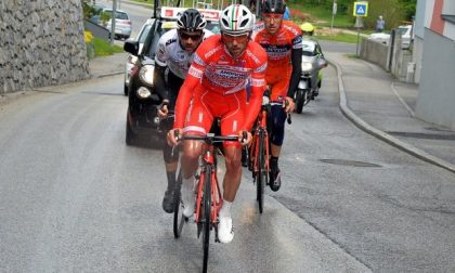 Francesco Gavazzi anche nel 2018 correrà con la Androni Sidermec