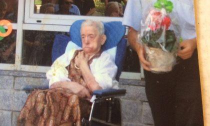 Addio alla nonna della Valle: aveva 109 anni