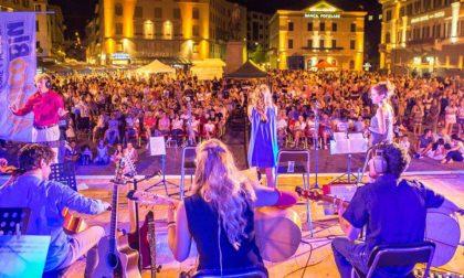 Concerto dei Colours a Mazzo in Valtellina