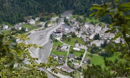 Frana Val Bregaglia: un'altra colata blocca del tutto la viabilità