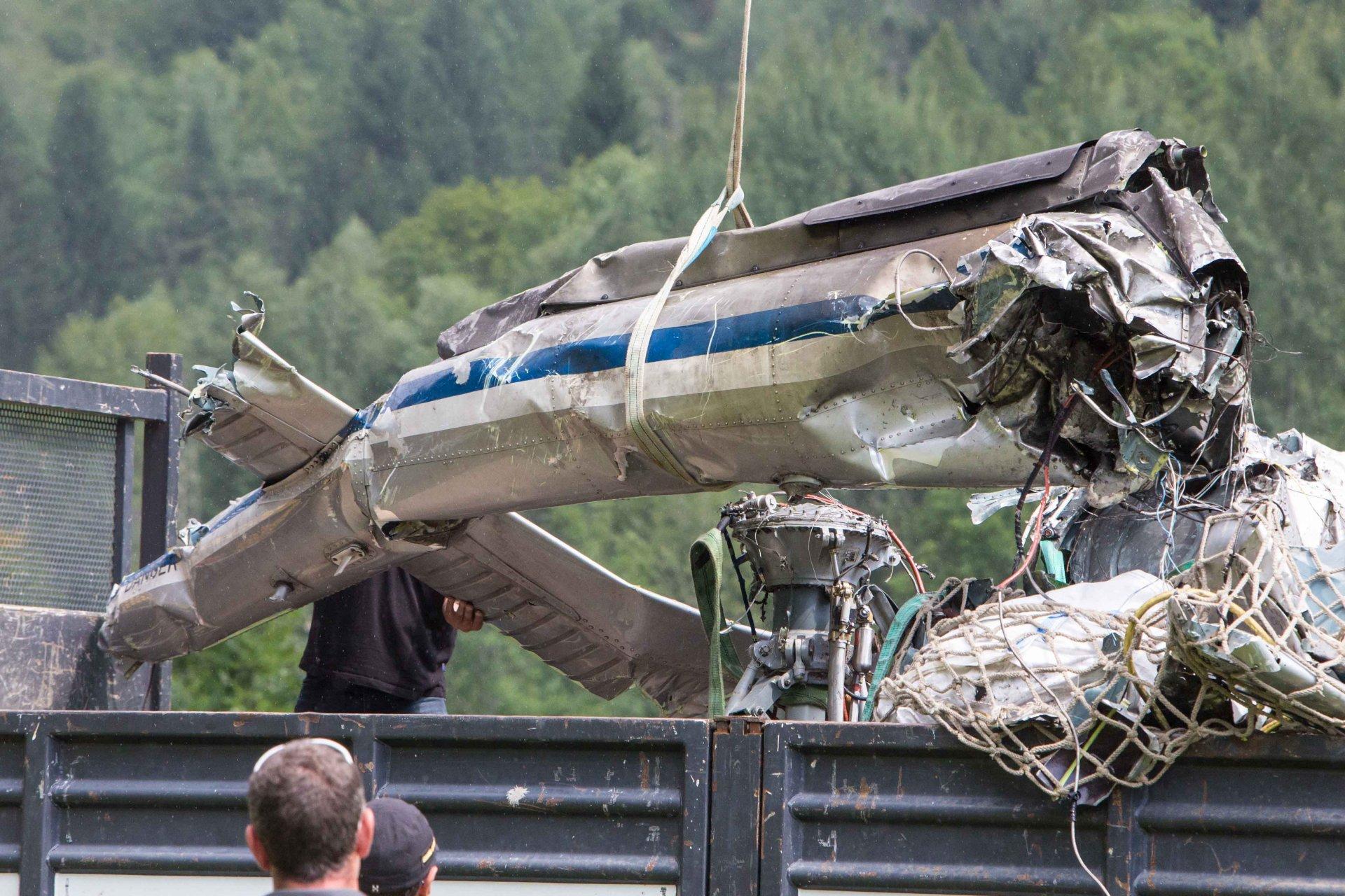 Elicottero Caduto : Elicottero caduto si farà il processo giornale di sondrio