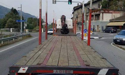 San Giacomo di Teglio, ancora problemi al semaforo