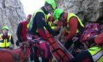 Tragedia in montagna, escursionista muore in Valmalenco