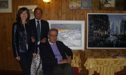 Bormio, serata Lions con Riccardo Rinaldi