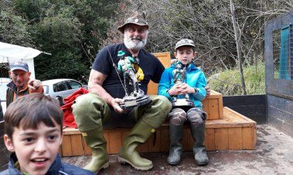 Pescasportivi Grosio, successo della gara sociale