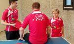Tennis tavolo: un valtellinese al raduno FITET