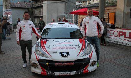 Porte di Valtellina protagonista al Rally