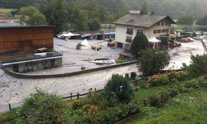 Frana Val Bregaglia: strada riaperta come previsto