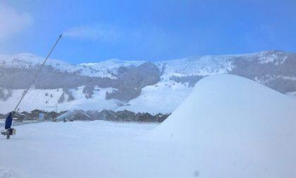 Livigno, gestione della neve: un progetto europeo