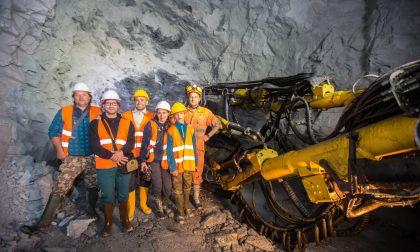 Minerals Day a Lanzada: un viaggio nel cuore della montagna - Le FOTO