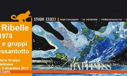 """A Milano arriva """"L'Arte Ribelle"""", Galleria Gruppo Credito Valtellinese"""