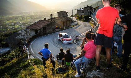 Rally Coppa Valtellina: Rossetti allunga