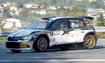 Il Rally Coppa Valtellina a Rossetti