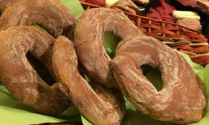 Alla Mostra del Bitto il pane di segale 100% valtellinese