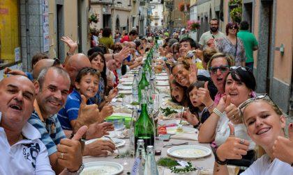 A Bormio la Pizzoccherata più lunga d'Italia