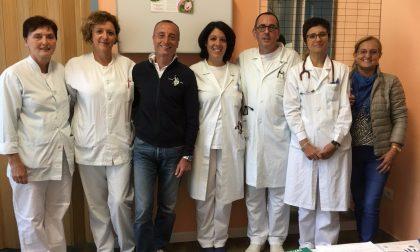 Sclerodermia, visite gratuite in Valtellina