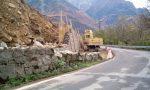 Strade in Valchiavenna, la situazione dei lavori