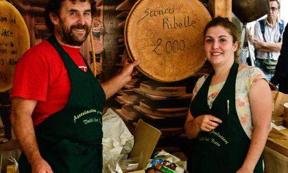 Lo Storico Ribelle Presidio Slow Food sarà protagonista a Cheese