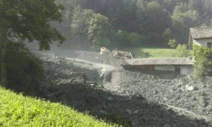 Val Bregaglia, accesso alle zone evacuate non possibile