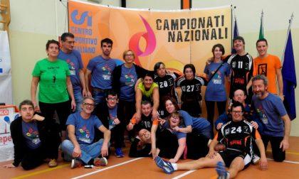 Bene Anffas Onlus Sondrio al Campionato italiano di pallavolo - LE FOTO