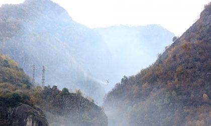 """Incendio in Valtellina: """"è doloso"""""""