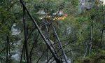 Esce in cerca di castagne, turista salvata dal Soccorso Alpino – Il VIDEO
