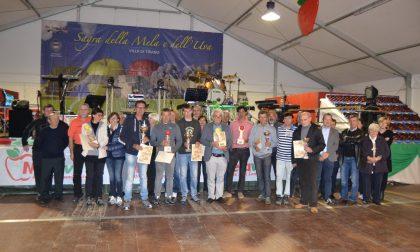 Villa, concorso Miglior mela di Valtellina