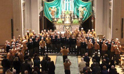 Il Coro Cai applaudito alla Rassegna corale di Origgio - LE FOTO