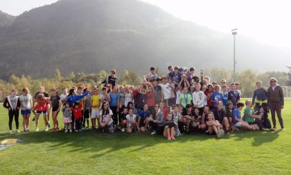 Giornata dell'Atletica: tutti in pista con il Gp Valchiavenna