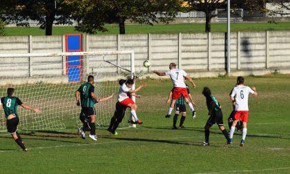 Sempre più giù in classifica il Dubino battuto 2-0 in casa LE FOTO