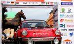 """Bormio, Da Zanche """"a effetti speciali"""" su Porsche al Mecsek Rallye"""
