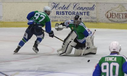 Prima vittoria per l'Hockey Chiavenna