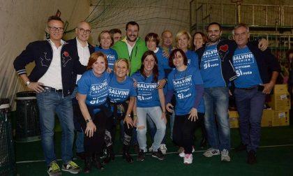 Festa della Lega Nord, in tanti per Salvini