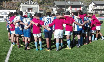 Partenza col botto per l'Under 18 del Sondrio Rugby