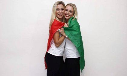 Nausicaa e Anna sono cheerleaders a livello mondiale