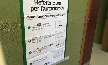 I risultati del referendum sull'autonomia del 22 ottobre