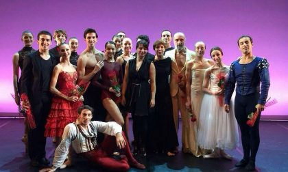 Applausi per il Gran Galà Internazionale di Danza