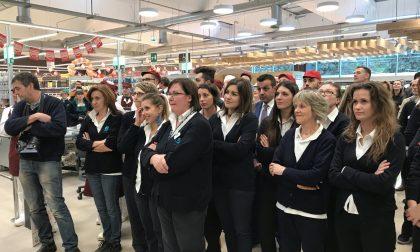 Iperal inaugura il nuovo iperstore di Barlassina VIDEO e FOTO