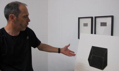Paolo De Stefani si mette in mostra in una personale a Clusone
