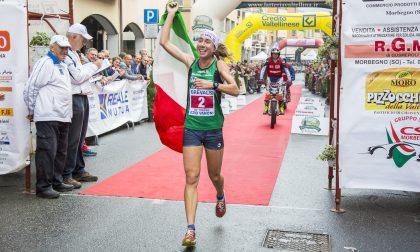 Trofeo Vanoni: Alice Gaggi da spettacolo