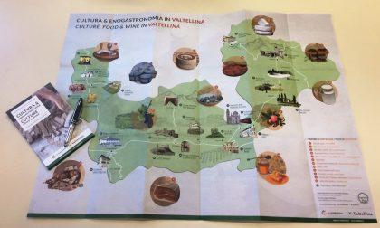 La cartina delle eccellenze da vedere e degustare