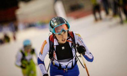 Nuova vita sportiva per Giulia Murada, promessa dello ski-alp valtellinese