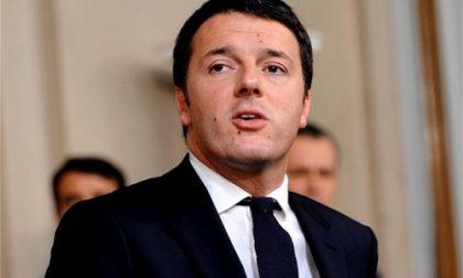 Renzi a Sondrio, cresce l'attesa