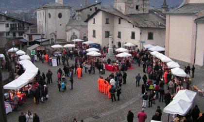 Mazzo di Valtellina, ecco i mercatini