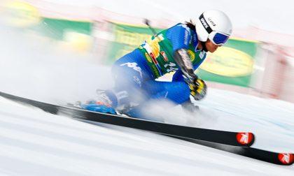Olimpiadi Invernali Stanotte lo slalom con Irene Curtoni